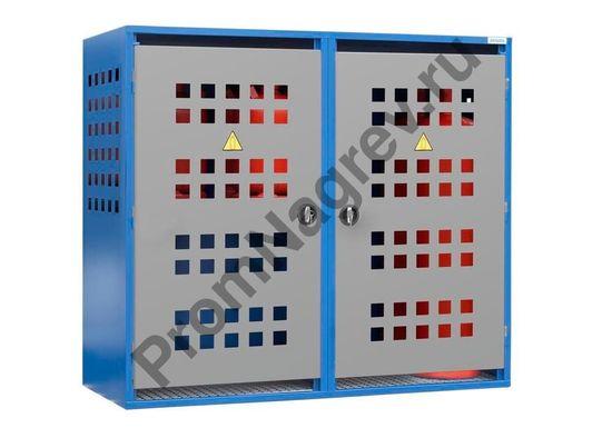 Шкаф для газовых баллонов LB 8