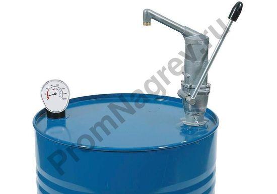 Индикатор уровня со шкалой, для бочек 60 литров и 200 литров,   для неагрессивных жидкостей