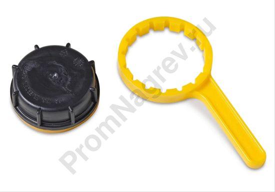 Накидной ключ пластиковый DN70 для винтовой крышки DIN70