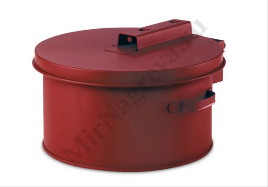 Контейнер для погружной очистки деталей, объем 30 литров