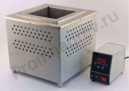 Паяльная ванна с цифровым ПИД регулятором 35 кг припоя