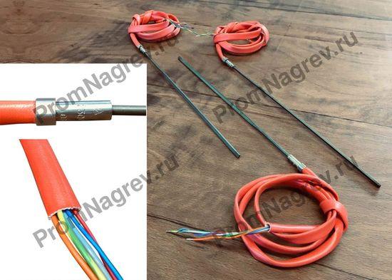 Спиральный нагреватель прямой 620Вт/ 230В