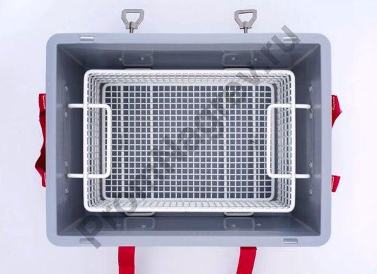 Контейнер для транспортировки литий-ионных аккумуляторов PP, 28 l, S-Box 1