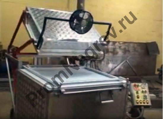 Полуатоматическая термоформовочная машина ВФ А800