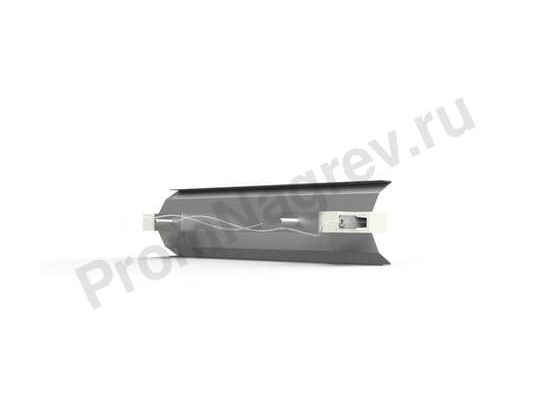 Рефлектор QTSR для галогеновых излучателей 250x62 мм ПромНагрев
