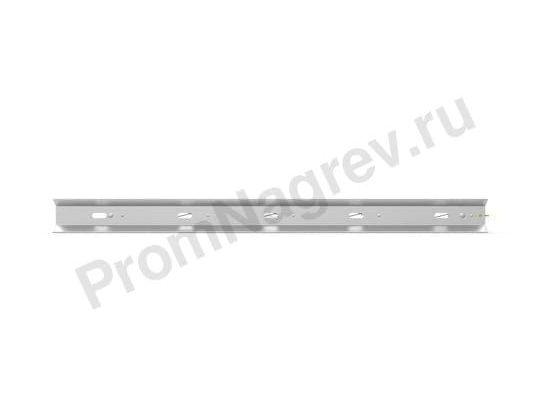 Рефлектор RAS 5  для керамических нагревателей 100x60x1254 мм