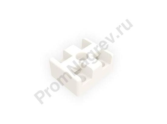 Двухполюсный керамический блок
