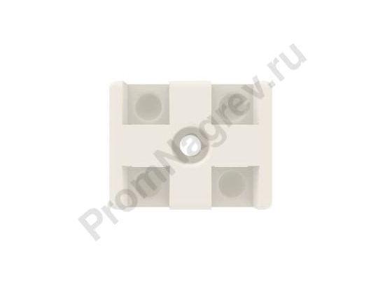 Двухполюсный керамический блок 41x32,5x19,5 мм