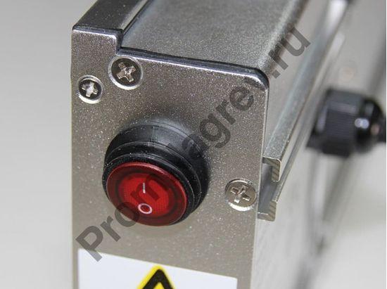 Инфракрасный обогреватель FS-2600, кнопка включения