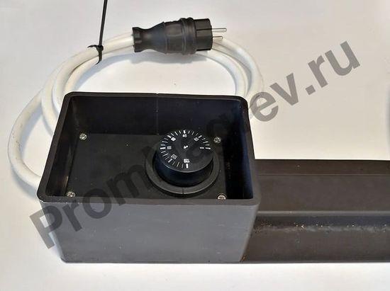 Нагреватель донный для бочек внешний диаметр 560 мм, 2000 Вт/230 В, с терморегулятором