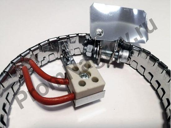 Нагревательный элемент кольцевой миканитовый 108 x 20 мм, 250 Вт/ 230 В