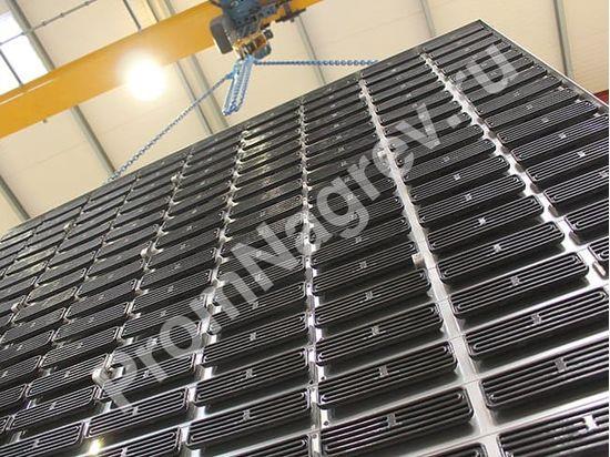 Инфракрасная панель из керамических нагревателей
