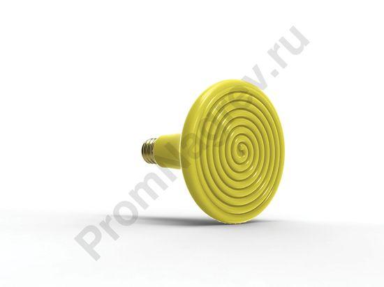 Лампа для обогрева рептилий