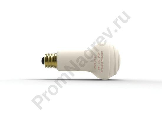 Ночная лампа для рептилий 100 Вт, диаметр 65 мм, белая