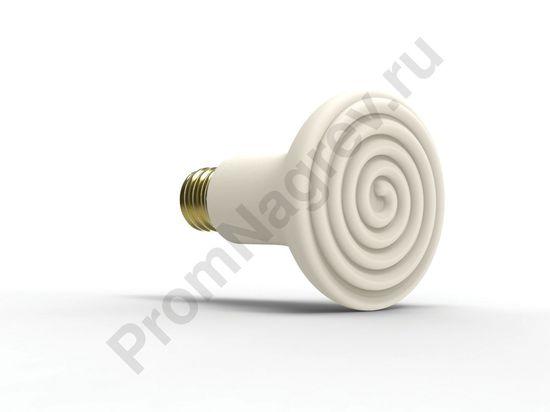Нагревательная лампа для рептилий