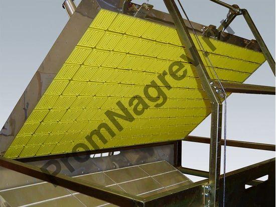 Инфракрасная панель для вакуум-формовочной машины