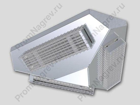 Потолочный инфракрасный обогреватель FS-360 с тремя кварцевыми греющими элементами