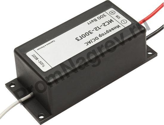 ИС2-12-300Г3 инвертор, преобразователь напряжения DC/AC, 12 Вольт/ 220 Вольт