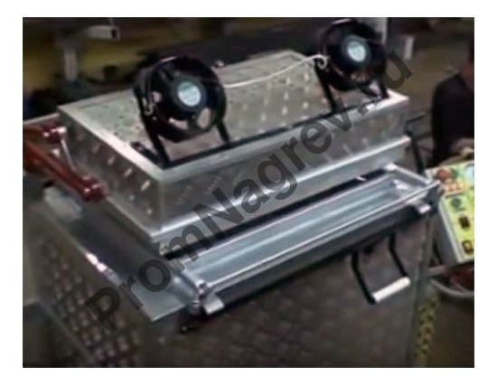 Вакуум-формовочная машина ВФ А700