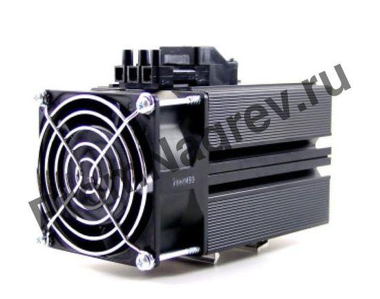 Нагреватели для шкафов автоматики SH 250L и SH 400L мощность 250 и 400 Вт, встроенный вентилятор