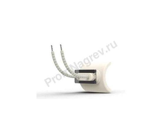 Промышленный ИК нагреватель керамический сферический