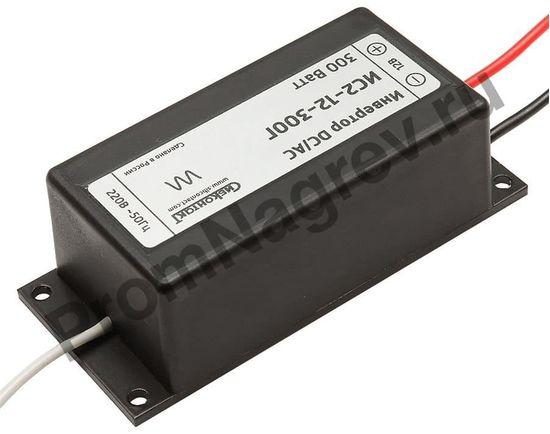 Инвертор, преобразователь напряжения DC/AC, 12В/220В, 300Вт