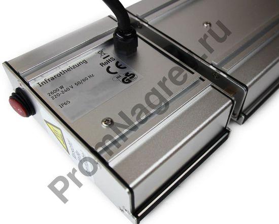 Инфракрасный обогреватель FS-2600, корпус из алюминия