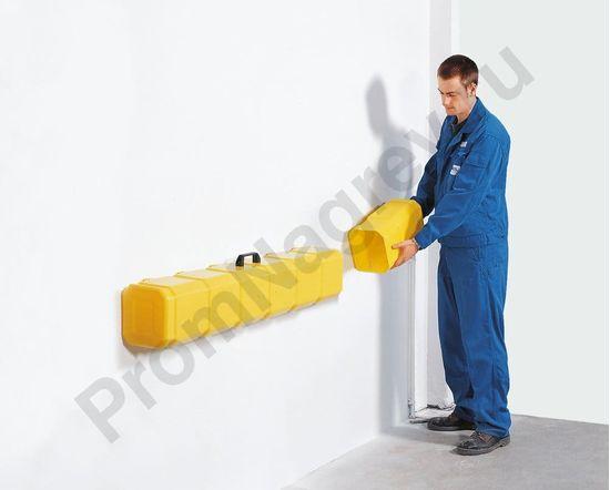 Короб для хранения изолирующих матов размером до 1000 x 1000 мм