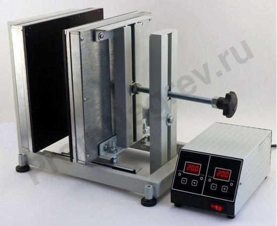 Двойной вертикальный нагреватель Ц20-2Т 250
