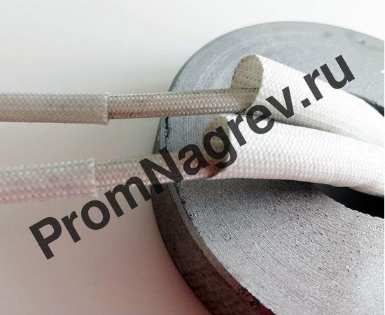 Алюминиевый нагреватель плоский 350 Вт/110 В, внешний диаметр 82 мм
