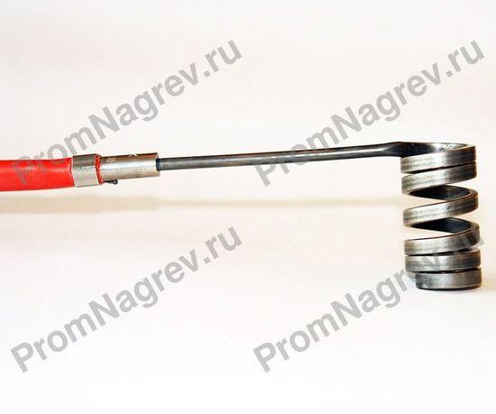 Спиральный тэн для ГКС с навитием 2,2x4,2 мм; 250Вт/230В; 16x25,5 мм c термопарой