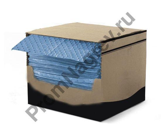 Сорбирующие салфетки поставляются в удобной коробке, чтобы использовать можно было быстро и удобно
