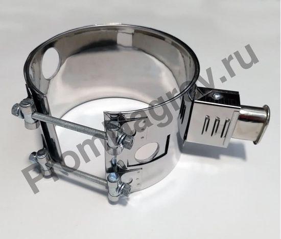Хомутовый нагреватель 1500 Вт/230 В, диаметр 150 мм, ширина 100 мм