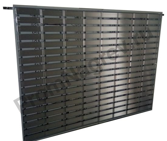 Инфракрасная панель для формовочного станка
