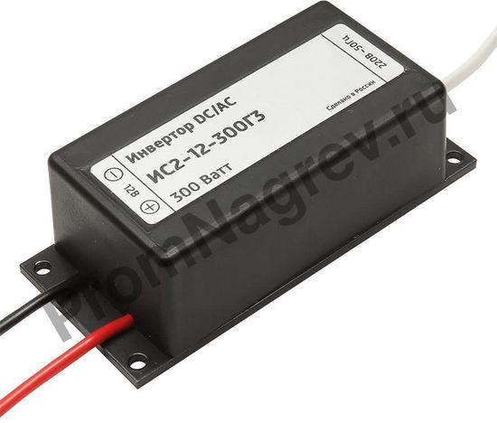 ИС2-12-300Г3 инвертор, преобразователь напряжения DC/AC, 12В/220В, 300Вт