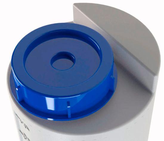 Контейнер для хранения и дозирования из полиэтилена (PE), 35 литров, завинчивающаяся крышка