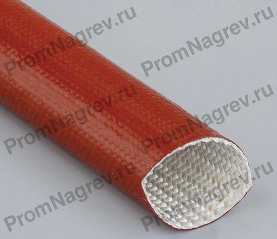 Термостойкий кембрик силиконовый V3 красный купить