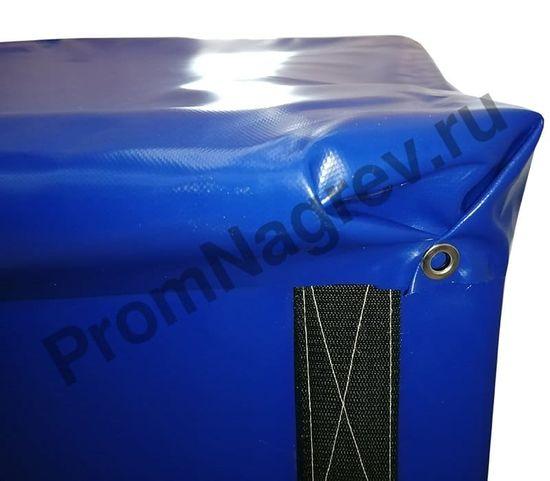 Рубашка нагревательная для IBC контейнеров 4340х1040мм, 1800 Вт/220 В, с термостатом
