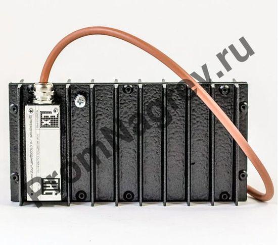 Взрыозащищённый обогреватель для шкафа автоматики 100 Вт 100х50х200 мм