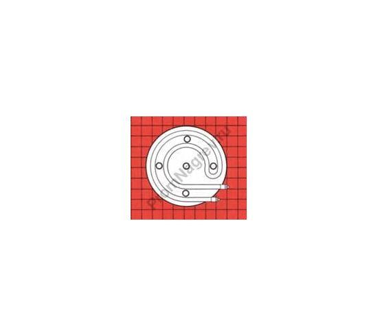 Нагреватель для пароструйных насосов форма 7D в чугунной плите