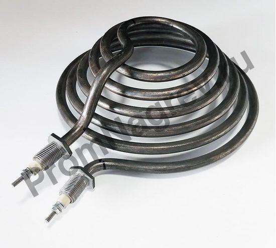 Нагревательный элемент А 80-40-10, штуцера М 16*1,5 мм, шпилька М4