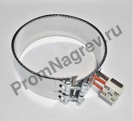 Миканитовый нагревательный элемент диаметр 200 мм, ширина 70 мм, 1600 Вт/ 230 В