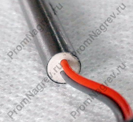 Патронный нагреватель 6,5 x 100 мм, 150 Вт/110 В, внутреннее подключение