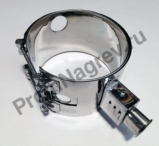 Хомутовый нагреватель миканитовый 1500 Вт/230 В, диаметр 150 мм, ширина 100 мм