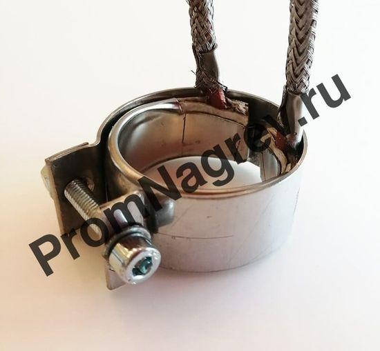 Хомутовый ТЭН миканитовый 100 Вт/ 230 В, диаметр 35 мм, ширина 20 мм