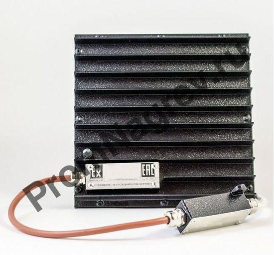 Взрыозащищённый нагреватель для шкафа автоматики 200 Вт 200х50х200 мм