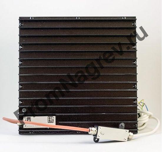 Взрыозащищённый нагреватель для шкафа автоматики 400 Вт 300х50х300 мм