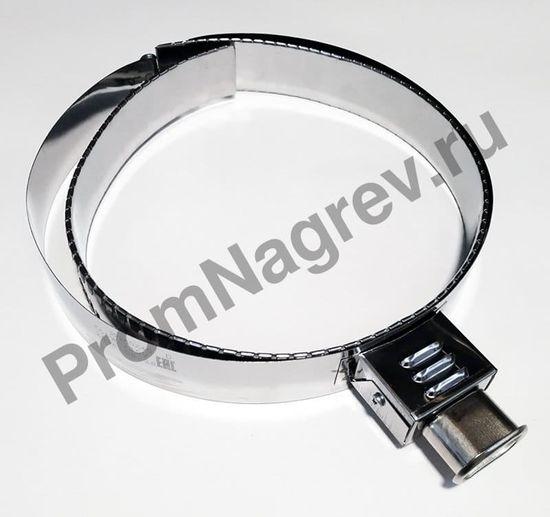 Хомутовый нагреватель миканитовый 500 Вт/230 В, диаметр 260 мм, ширина 40 мм