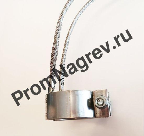 Миканитовый хомутовый нагреватель диаметр 35 мм, ширина 20 мм