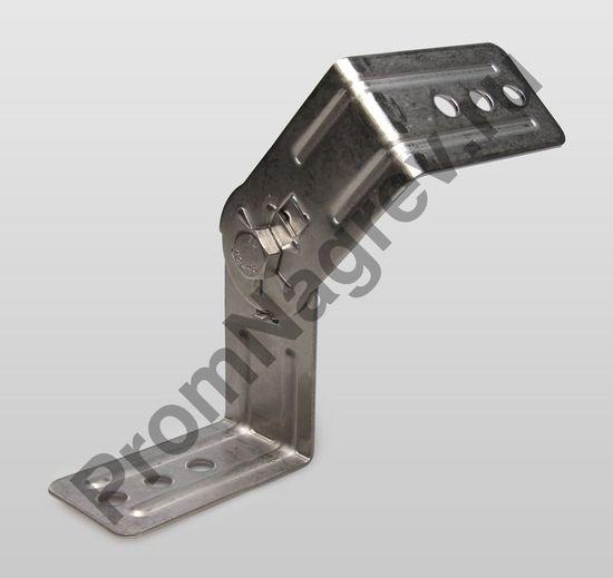 Настенный крепёжный кронштейн для  ик карбонового обогревателя FR-2000
